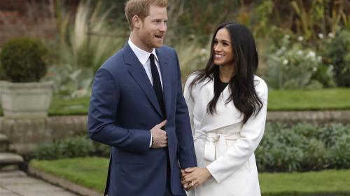 El príncipe Harry cuenta cómo pidió la mano de su prometida