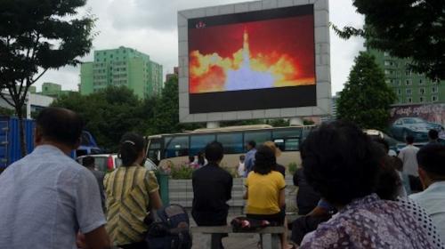 El Pentágono: misil lanzado por Corea del Norte voló mil kilómetros