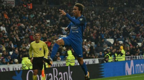 #CopaDelRey Fuenlabrada sorprende al Real Madrid y le anota un golazo