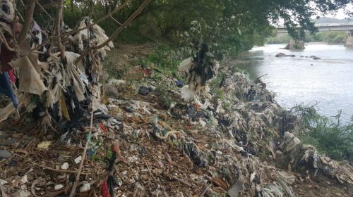 El río Motagua fallece, ¿quién lo está matando?