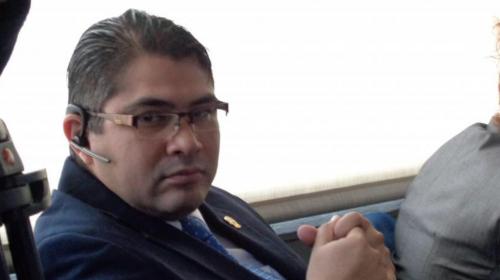Othmar Sanchez, diputado y amigo de Jimmy, pierde su inmunidad