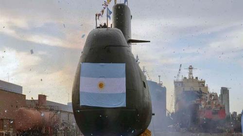 Argentina termina búsqueda de sobrevivientes de submarino desaparecido