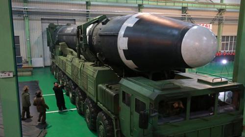 Corea del Norte: nuevo misil podría poner en órbita su propio satélite