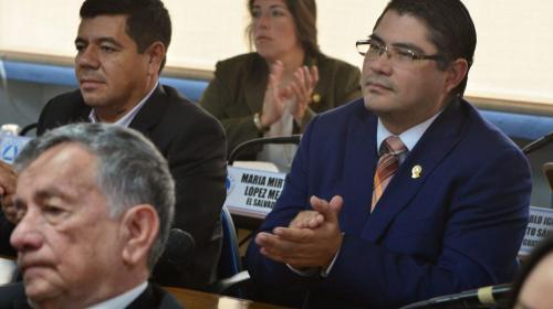"""Othmar Sánchez, diputado del Parlacen: """"No debo nada, no temo nada"""""""