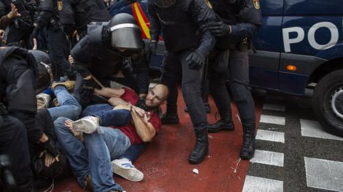 Esto es lo que ocurre en Barcelona