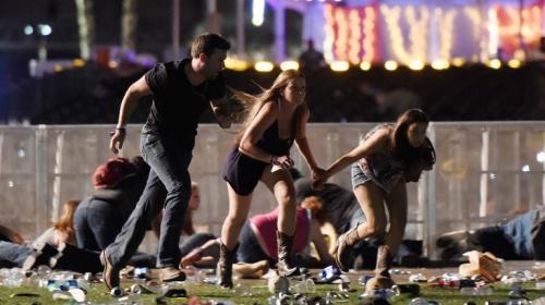 Surgen videos del drama vivido en Las Vegas durante el tiroteo