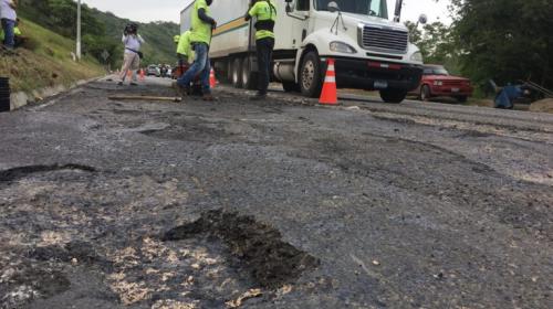 Gobierno analiza declarar Estado de Calamidad para reparar carreteras