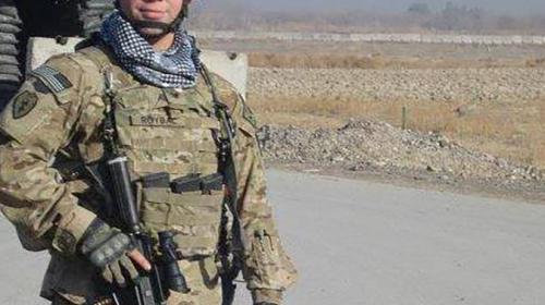 Infante de Marina que volvió de Afganistán murió en Las Vegas