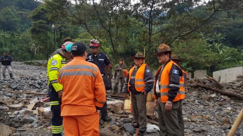 Brigada comunitaria salva la vida de 90 personas en Alta Verapaz