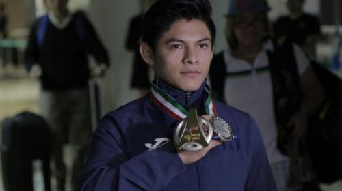 Así clasificó Jorge Vega a la final del Mundial de Gimnasia en Canadá