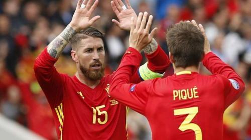 Sergio Ramos habla claro sobre la polémica de Piqué y su Selección