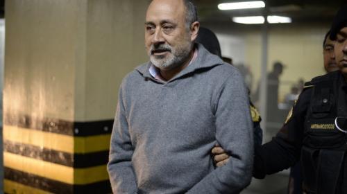 Capturan al abogado Moisés Galindo