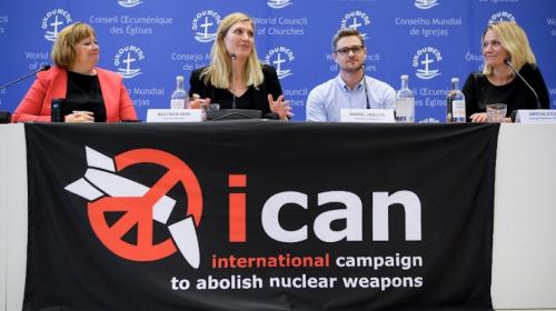 Campaña para Abolir las Armas Nucleares gana el Premio Nobel de la Paz