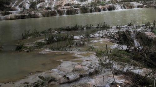 Así está el parque Semuc Champey luego de las lluvias