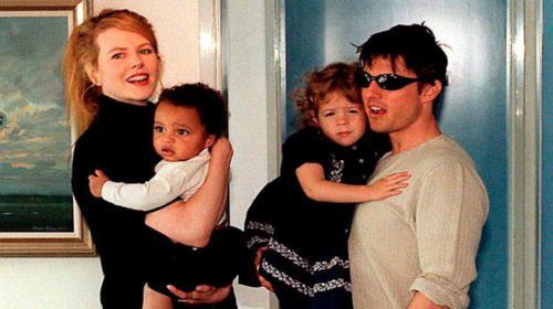 Así lucen los hijos de Tom Cruise y Nicole Kidman