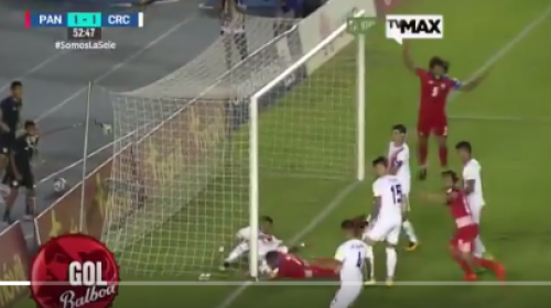 El polémico gol que lleva a Panamá a su primer Mundial