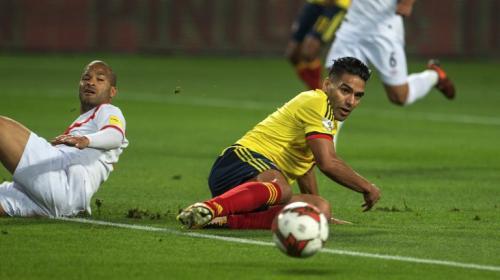 En Chile sospechan de arreglo entre los jugadores de Colombia y Perú