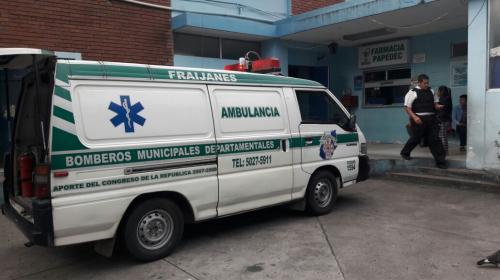Un bebé resultó herido en un ataque armado donde murieron dos personas