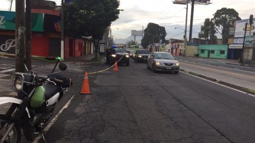 Otro intento de robo termina en balacera en la Aguilar Batres
