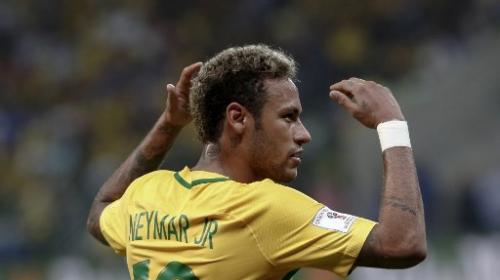 El breve mensaje de Neymar por la clasificación de Messi