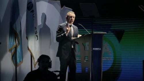 """Felipe Bosch:""""Yo no lo tomo como un guatemalteco corrupto, Presidente"""""""