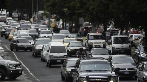 A partir de este día el tránsito en la ciudad de Guatemala mejorará