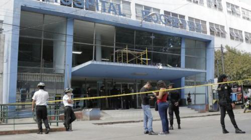 PNC reveló que marero arrestado coordinó 2 fugas de reos en hospitales