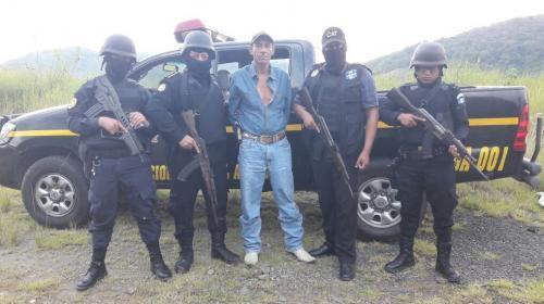 Capturan en Chiquimula a hombre que era buscado por el FBI