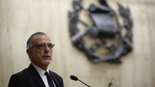 Cancillería renueva la visa de Iván Velásquez