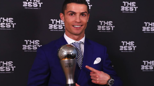 """Cristiano ganará este lunes el Premio """"The Best"""" según Marca"""