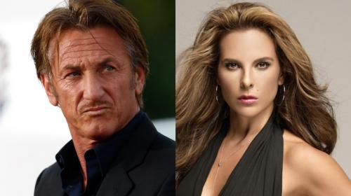 Kate del Castillo confiesa que tuvo intimidad con Sean Penn