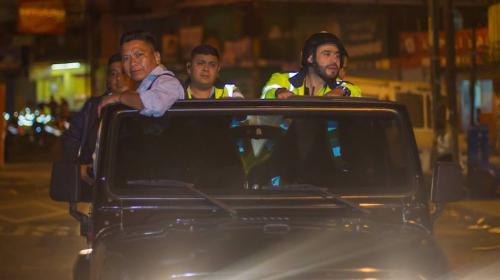 "Neto Bran vende su ""cucarachita"" por un vehículo para patrullajes"