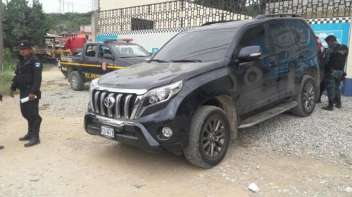PNC intercepta caravana de hombres armados en Sanarate