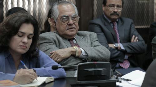 Abogado protagonizó incidente en audiencia del caso La Línea