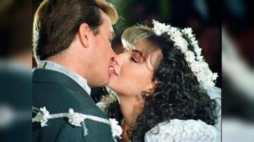 Actor se quejó del mal aliento de Thalía en escenas de besos