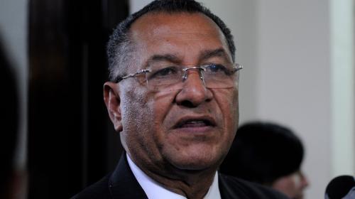 Arístides Crespo se ausenta del Congreso luego de perder la inmunidad