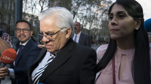 La confesión de Héctor Trujillo previo a la sentencia en caso FIFAgate