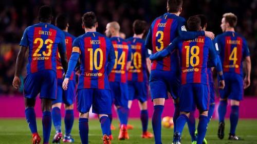 """Estos equipos competirían con el Barça en la """"Liga Catalana"""""""