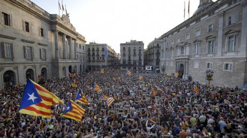 Cinco claves para entender lo que ocurre entre Cataluña y España