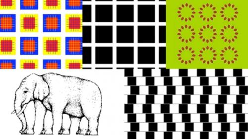 Estas cinco ilusiones ópticas pondrán a prueba tu cerebro