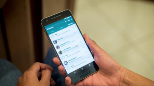 Los mensajes que nunca debes enviar por WhatsApp