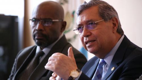 Jafeth critica la decisión de la CC y defiende la pena de muerte