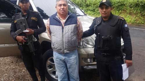 Capturan a Carlos Quintanilla, exjefe de SAAS en el gobierno de Colom