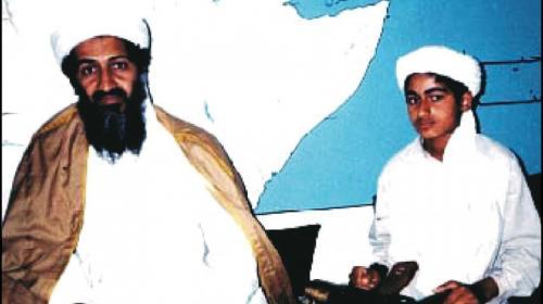 El hijo de Bin Laden lidera nuevo grupo terrorista