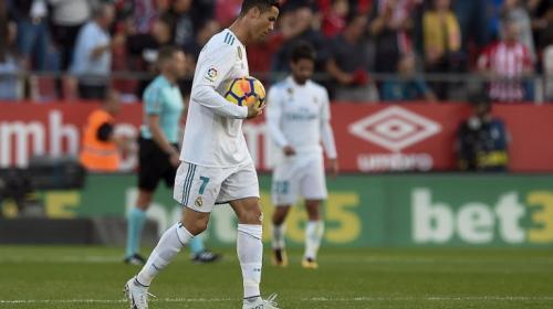 Real Madrid cae con dos golazos del Girona