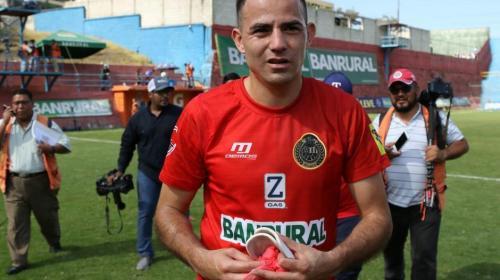 PNC capturó al jugador Marco Pablo Pappa