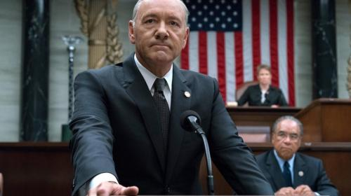 """House of Cards"" llega a su fin tras su sexta temporada"
