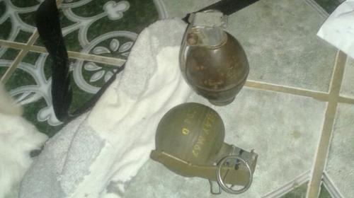 Granadas, armas y antejuicio: alcalde estaría involucrado en asesinato