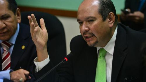 Orlando Blanco acciona contra pesquisidor y deja en pausa antejuicio