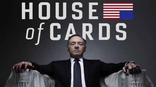"""Netflix evalúa un """"spin-off"""" de """"House of Cards"""" sin Kevin Spacey"""